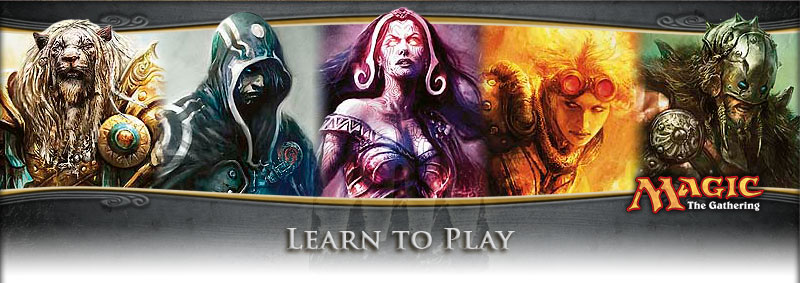 mtg learn to play