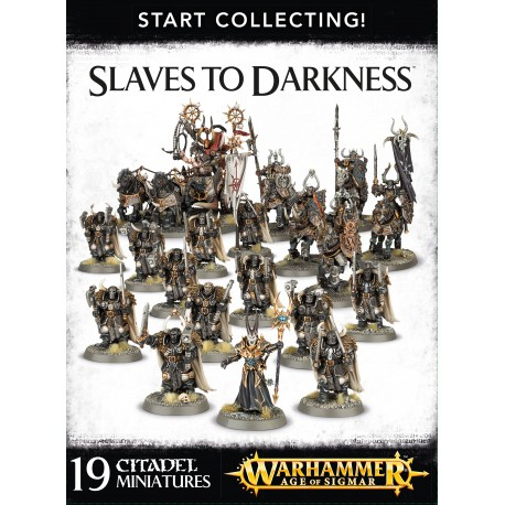 Start Collecting Slaves to Darkness