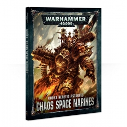 Warhammer 40,000 Codex Chaos Space Marines