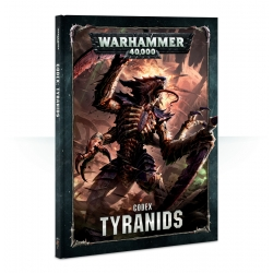 Warhammer 40,000 Codex Tyranids