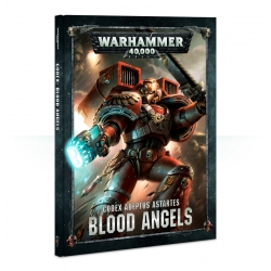 Warhammer 40,000 Codex Adeptus Astartes Blood Angels