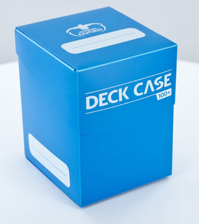 Ultimate Guard 100 Card Deck Box Blue