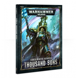 Warhammer 40,000 Codex Thousand Sons