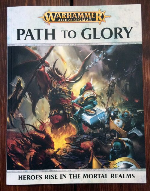 Warhammer Age of Sigmar Path to Glory Rules Supplement