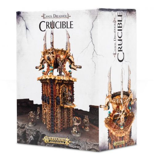 Warhammer Age of Sigmar Chaos Dreadhold Crucible