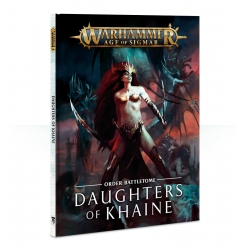 Warhammer Age of Sigmar Battletome Daughters of Khaine