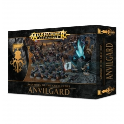 Warhammer Age of Sigmar Warriors of the Great Cities Anvilgard