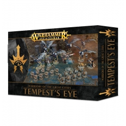 Warhammer Age of Sigmar Warriors of the Great Cities Tempest's Eye