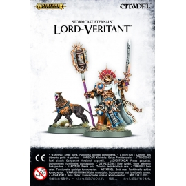 Warhammer Age of Sigmar Stormcast Eternals Lord-Veritant