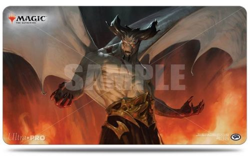 Ultra Pro Magic the Gathering Dominaria Playmat Demonlord Belzenlok