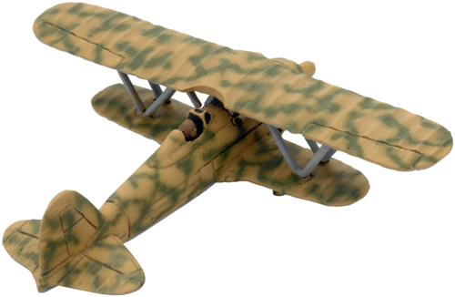 Flames of War AC008 Italian Fiat CR.42 Falco Flight