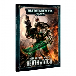 Warhammer 40,000 Codex Deathwatch