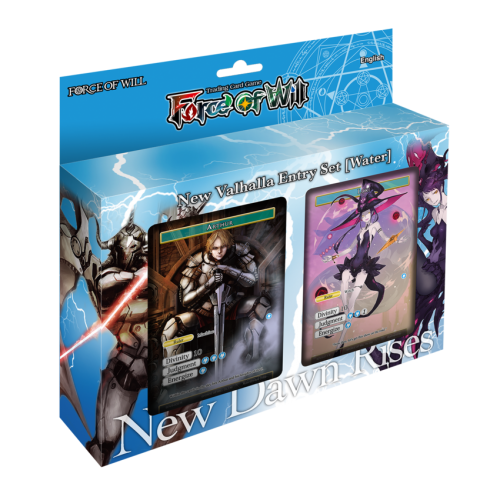 Force of Will New Valhalla Starter Deck Water