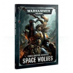 Warhammer 40,000 Codex Space Wolves