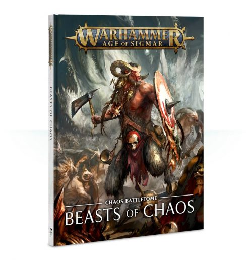 Warhammer Age of Sigmar Battletome Beasts of Chaos