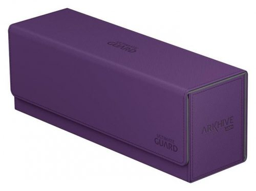 Ultimate Guard Arkhive 400+ Card Case Purple