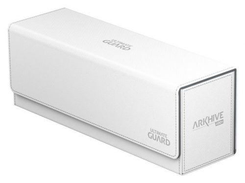Ultimate Guard Arkhive 400+ Card Case White