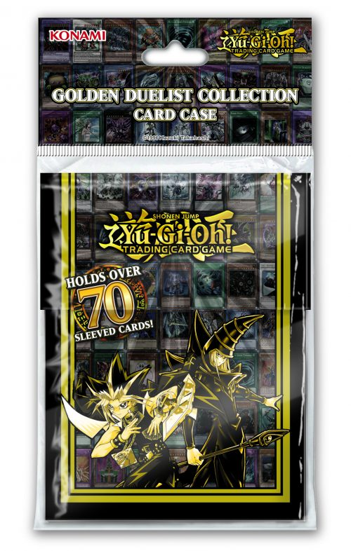 Golden Duelist Deck Box