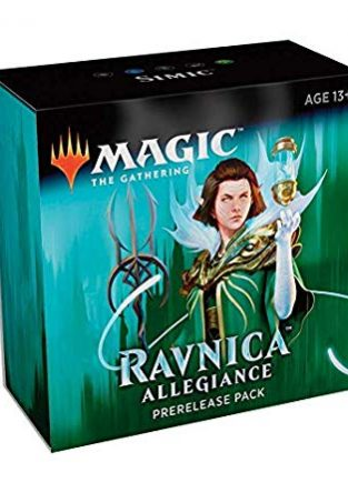 Simic prerelease pack