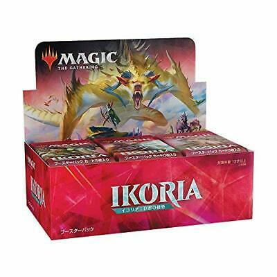 Ikoria Japanese Booster Box