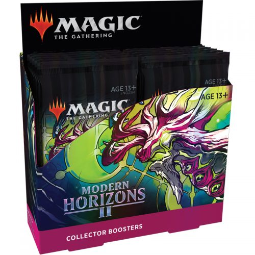 Modern Horizons 2 collector Booster Boosters Box Sealed Buy NZ