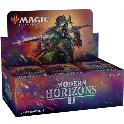 Modern Horizons 2 Draft Booster Box Boosters Display Sealed